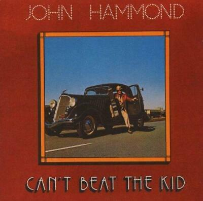 JOHN HAMMOND ‎– CAN'T BEAT THE KID (NEW/SEALED) CD Rare