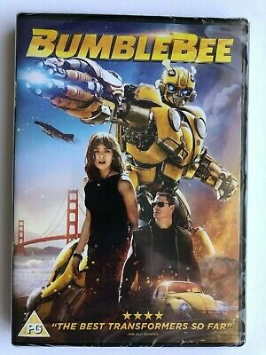 Transformers bumblebee dvd new and sealed