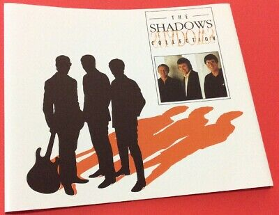 The Shadows Collection Reader's Digest (4-CD) Australian Disctronics 1992 VG+
