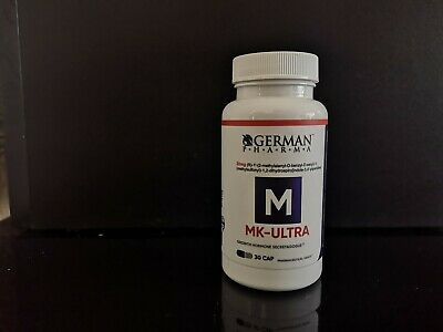 German Pharma - MK677- Ibutamoren - Double Strength - Muscle Growth - Fat Loss