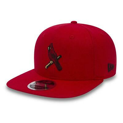 New Era MLB Limited Edition St Louis Cardinals Cooperstown 9FIFTY Strapback Cap