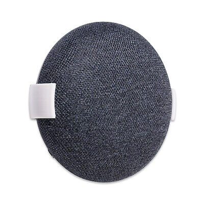Wall Mount Bracket Stand for Google Home Mini - White