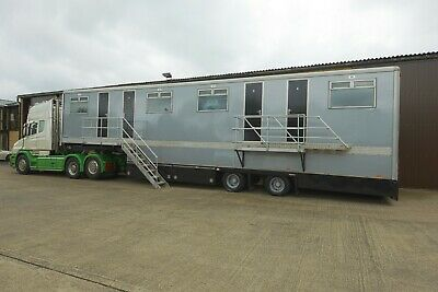 Accommodation Trailer For Hire