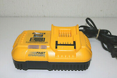 DeWalt DCB118 20V MAX FLEXVOLT Fast Charger For Cordless Tools