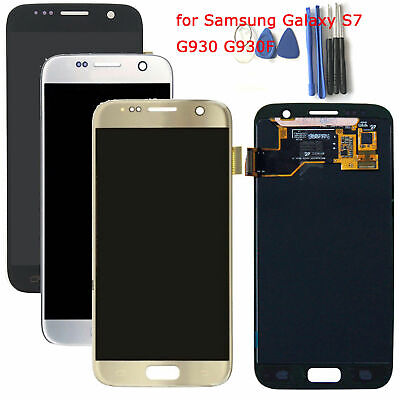 For Samsung Galaxy S7 G930 & S7 Edge G935 LCD Display + Touch Screen Digitizer *