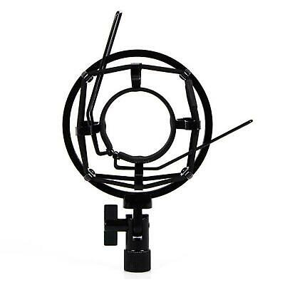Black Shock Mount fits Audio-Technica 40-Series Microphones Shockmount