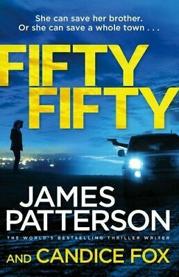 Fifty Fifty (Harriet Blue) by Patterson, James, Fox, Candice-ExLibrary