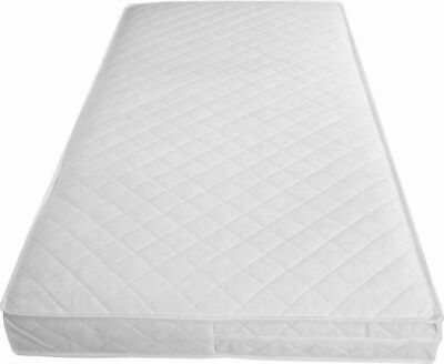 Toddler Cot Bed Foam Mattress Baby Quilted Breathable Extra Thick 140 x 70 x 13