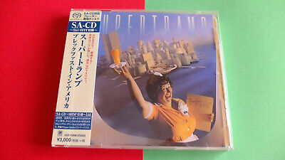 Cd Supertramp - Breakfast In America (Sa-Cd)