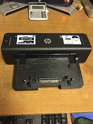 NEW HP ELITEBOOK 8440p 8460p Docking Station Port Replicator