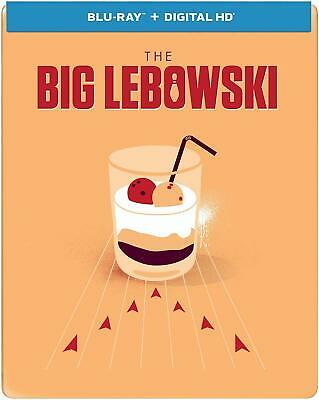 The Big Lebowski (Blu-ray Steelbook) (NO DIGITAL CODE)