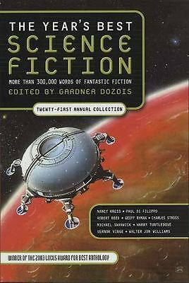 Year's Best Science Fiction : Fourth Annual Collection-ExLibrary