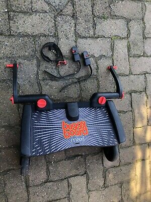 Lascal Buggy Board Maxi. With Connectors & Strap