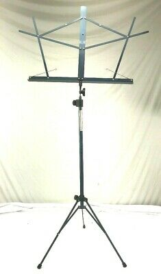 Stageline professional music products sheet music stand folding