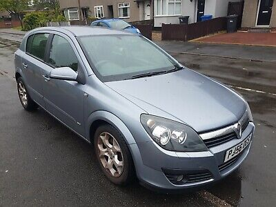 2006 56 Vauxhall Astra 1.4 Sxi Twinport Spares Or Repairs Very Low Mileage