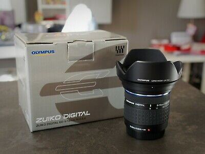 Olympus Zuiko Digital ED 9-18mm f4.0-5.6 (Four Thirds, not Micro)
