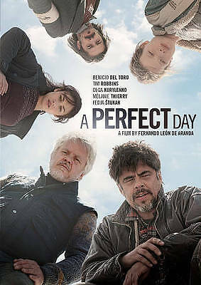 A Perfect Day (DVD, 2016) 21
