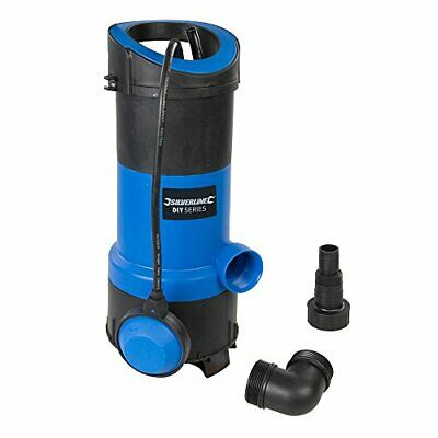 Silverline Tools 917615 DIY Clean & Dirty Water Pump