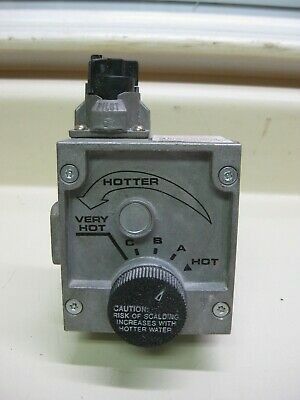 State White Rodgers 37C73U-622 37C73U622 Water Heater Gas Valve Thermostat Used