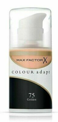 Max Factor Colour Adapt Skin Tone Adapting Make Up 34ml Golden