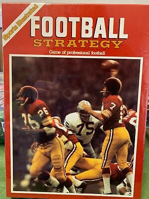 Football Strategy Board Game - NEW SEALED