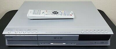 Toshiba DVD-HDD Recorder With 80GB Hard Drive RD-XS32 with Remote