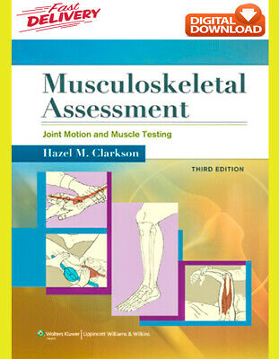 (PDF) Musculoskeletal Assessment Joint Motion and Muscle Testing. 3 Edition