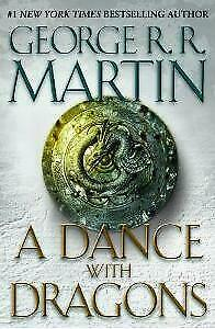 A Dance with Dragons A Song of Ice and Fire, Book 5 by George R.R(AUDIOBOOK-MP3)