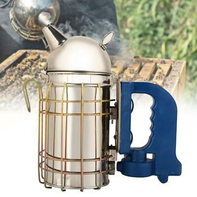 Electric Rechargeable Beekeeping Smoker Stainless Steel Bee Farm Smoke Treatment