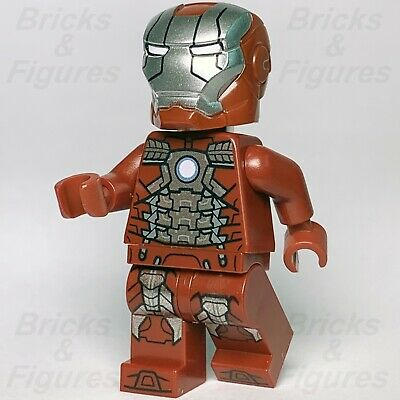 New Marvel Super Heroes LEGO® Iron Man Mark 5 Minifigure 76125 Avengers Endgame