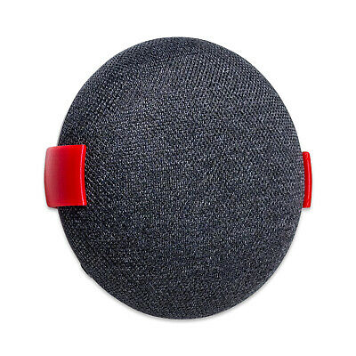 Wall Mount Bracket Stand for Google Home Mini - Red