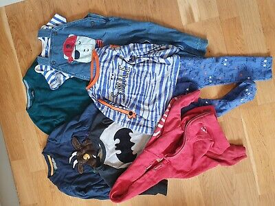 Boys Tops/ Outfit Bundle, Age 1.5-2 Years/ 18-24 Months. Next, Zara, M&S,