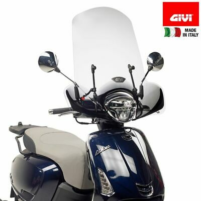 Windscreen GIVI 6109A & Brackets A6109A Kymco Like 125 (17)