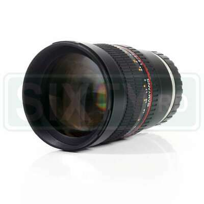 Brandneu Samyang 85mm f/1.4 Aspherical IF Lens for Sony E-mount