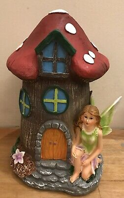 Latex Mould for making this Lovely Fairy House