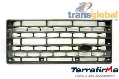Gloss Black Honeycomb Front Grille for Land Rover Defender Terrafirma TF282