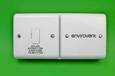 Envirovent Filterless Infinity Cyclone SELV Replacement Low Voltage Transformer