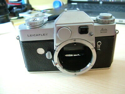 Vintage Leicaflex 35mm Film Camera. Body Only. No self Timer.