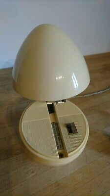 Vintage 1970s Egg Lamp by Kitty Swan Egg Oyster Lamp - Umeda - Japan - WORKING