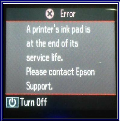 Canon Printer Reset Tool