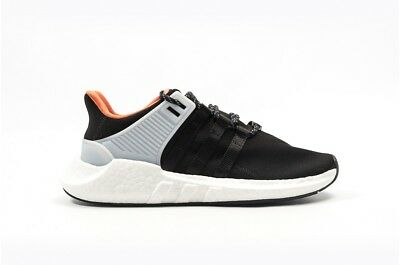 new concept b2b69 7cff3 NWT Adidas Originals Eqt Equipment 93-17 ADV Boost Black White CQ2396 Mens  Sz 8