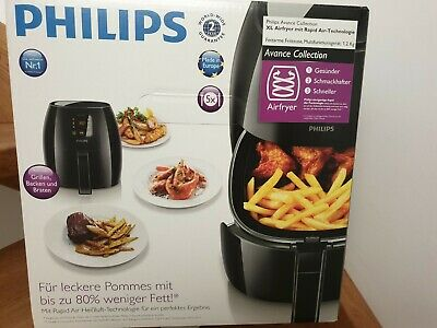 Philips Airfryer XL HD9240/90 Avance Collection neu und in Originalverpackung