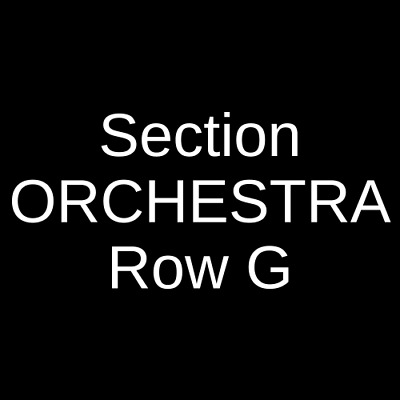 4 Tickets Tom Segura 11/29/19 King Center For The Performing Arts Melbourne, FL