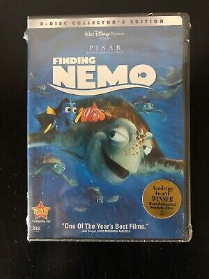 Brand New Disney/Pixar - Finding Nemo - 2-Disc Collector's Edition