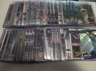 AARON JUDGE 2017 - 2019 assorted.  YOU PICK. MINT. NY Yankees ROY. Combined S/H