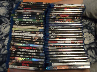 BLU-RAY movies assorted. YOU PICK. Good condition! Most R 2-3 Discs. Combine S/H