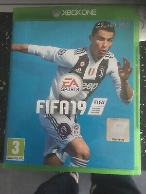 Fifa 19 Xbox One - Excellent Condition