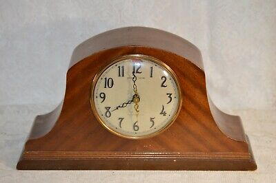 Vintage General Electric Model 352 Westminster Chime Mantel Clock_Working