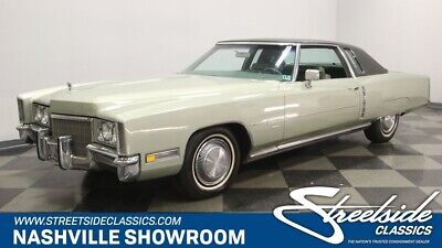 1971 Cadillac Eldorado Fleetwood original unmolested classic vintage caddy low owner owners