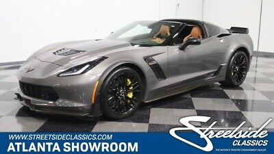 2015 Chevrolet Corvette Supercharged Z06 chevy gray vette supercharger 3lz z06 ultimate performance package